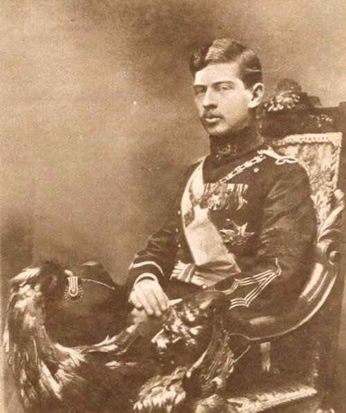 Le Miroir, 10 septembrie 1916: Prinţul Carol, cel care avea să dezerteze... în amor