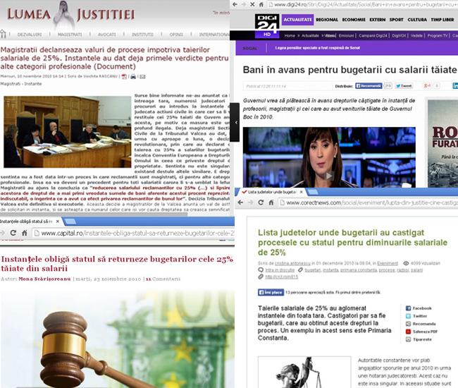 Colaj de probe ignorate de cetăţencele Dumitraş Daniela şi Vasile Laura