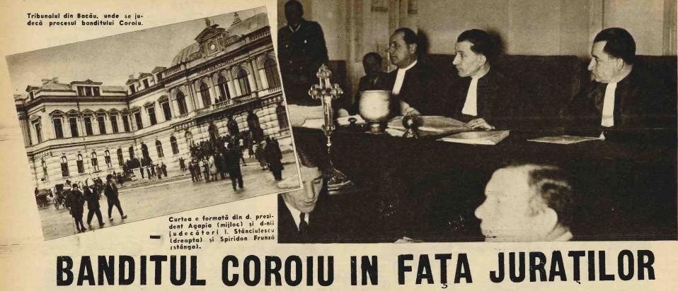 Judecătorii faptelor lui Gheorghiţă Coroi