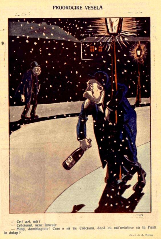 Prorocire vesela FURNICA 1912