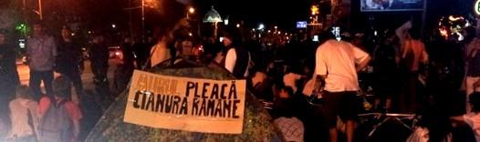 Proteste Rosia Montana 2