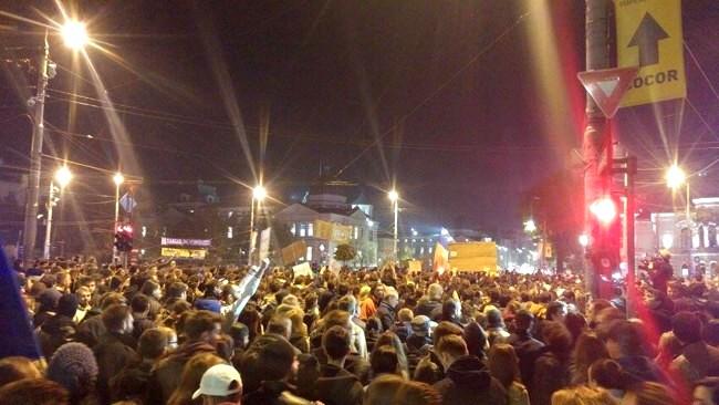 Deşteptarea României - foto: www.hotnews.ro