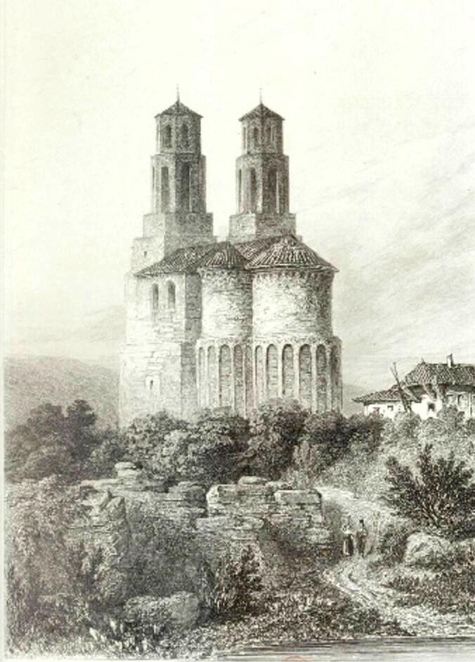 Provinces Danubiennes Biserica la Galati