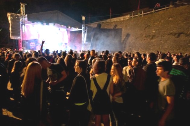 Bucovina Rock Castle, un eveniment cultural european
