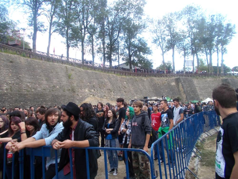 Ei au completat bugetul Bucovina Rock Castle