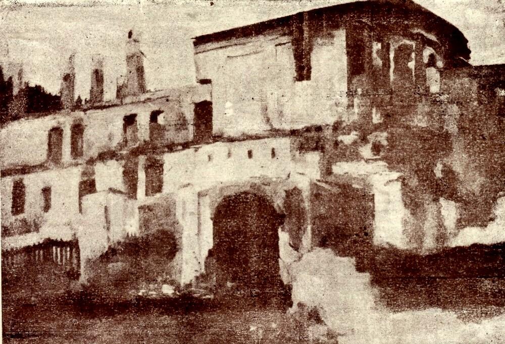 Epaminonda Bucevschi - Han în Brăila