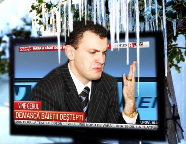 Sebastian Ghiţă: Ceva pute aici, în România TV!