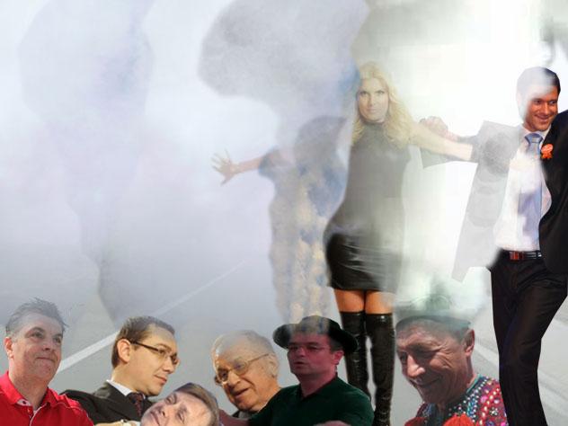 Ion Iliescu, spre Victor Ponta: Arta conducerii ţine de dibăcia de a tot ţine poporul în ceaţă! Traian Băsescu: Mie-mi spui!?