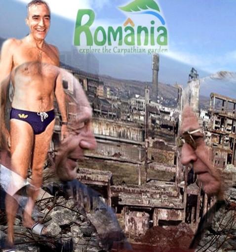 """Petre Roman: """"V-am spus eu că România e un morman de fier vechi?... Sau, mă rog, asta am făcut să ajungă""""."""