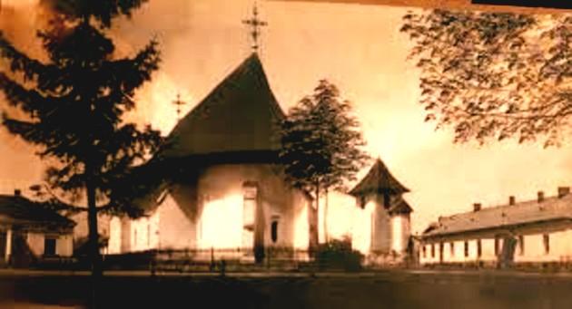 Rădăuţi, Mănăstirea Bogdana