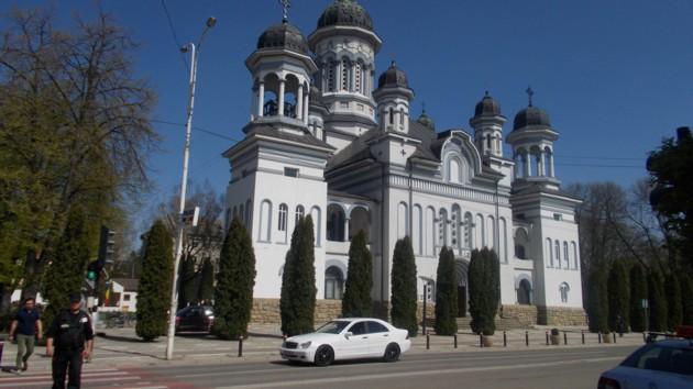 Catedrala legionară a Rădăuţilor