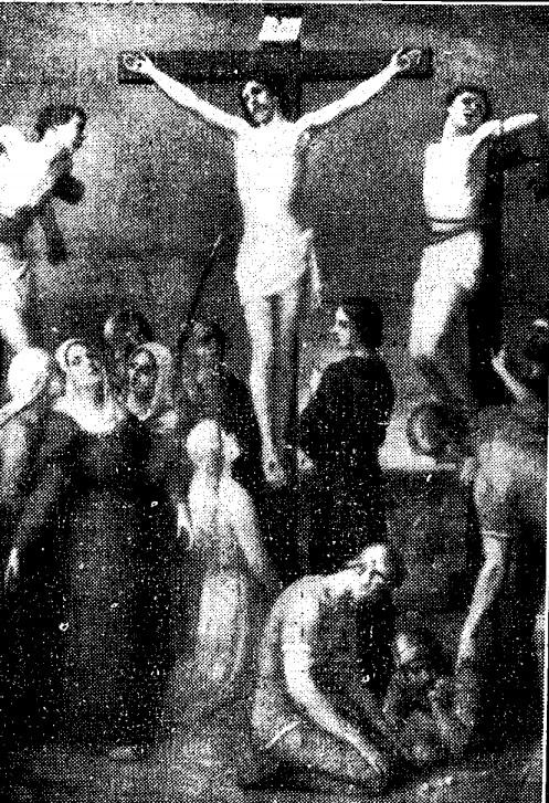 Rastignirea lui Iisus Christos Romania lit 1915