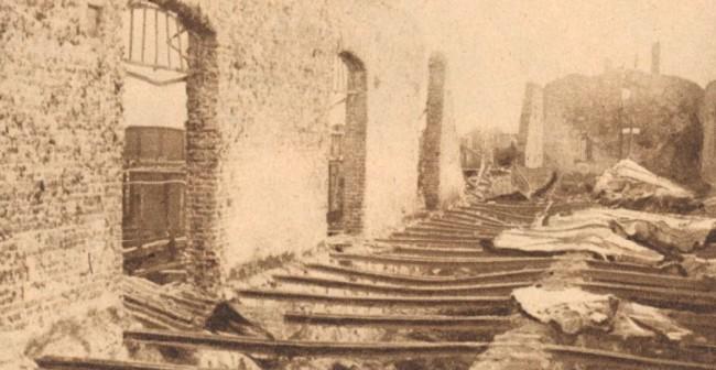 Războiul Înregirii: Vestigiile războiului - L'image de la guerre, august 1919