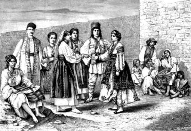 Ţărani moldoveni