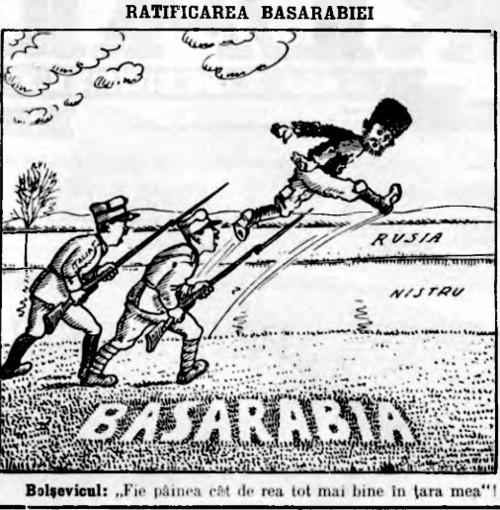 Realitatea ilustrata 1927 Basarabia