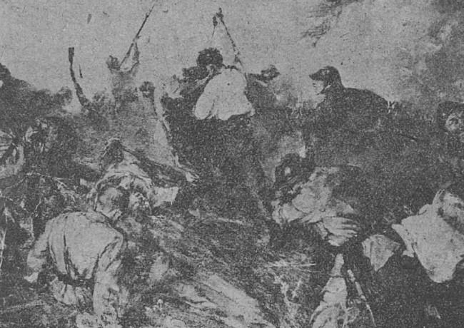 Atacul în cămăşi al Regimentului 32 Infanterie, la Mărăşeşti