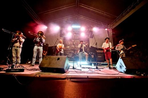 Rehab Nation, trupa rock a ungurilor români - Fotografie de Victor T. RUSU