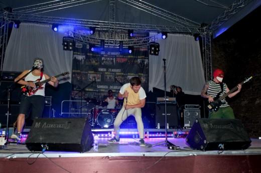 Dacă m-aş mai întoarce, vreodată, în culisele festivalului de rock, atunci pentru Relative, Luna Amară, Altar şi Grimus aş face-o - Fotografie de Victor T. RUSU