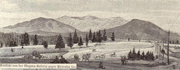 Muntele Măgura Calului