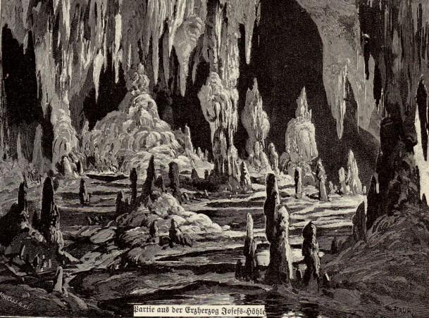 Interior de peşteră