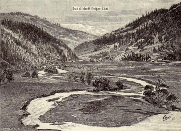 Valea Bistriţei Mici