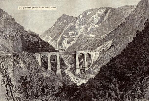 Viaductul Anina - Oraviţa