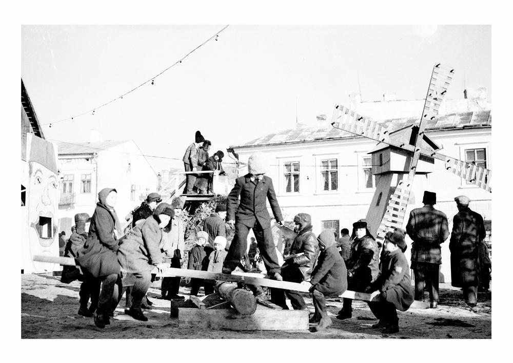 Retrospectivă în alb-negru - Foto Dumitru Vinţilă, 1960-1990
