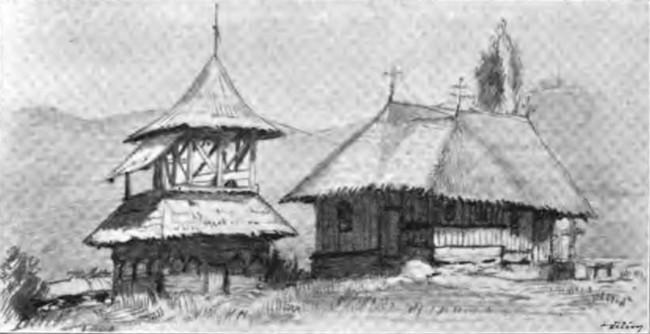 Biserica veche din Câmpulung Moldovenesc