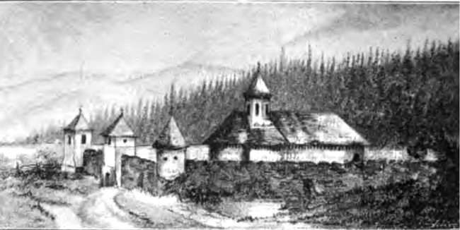 Mănăstirea Vatra Moldoviţei
