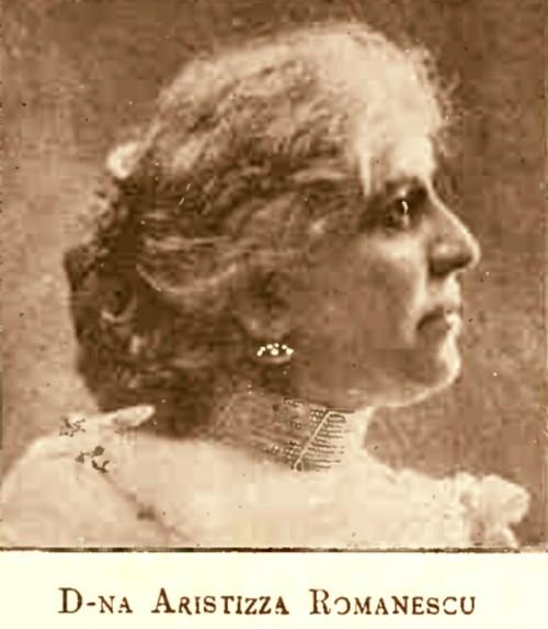 Aristizza Romanescu - Gazeta artelor, nr. 2, 1902
