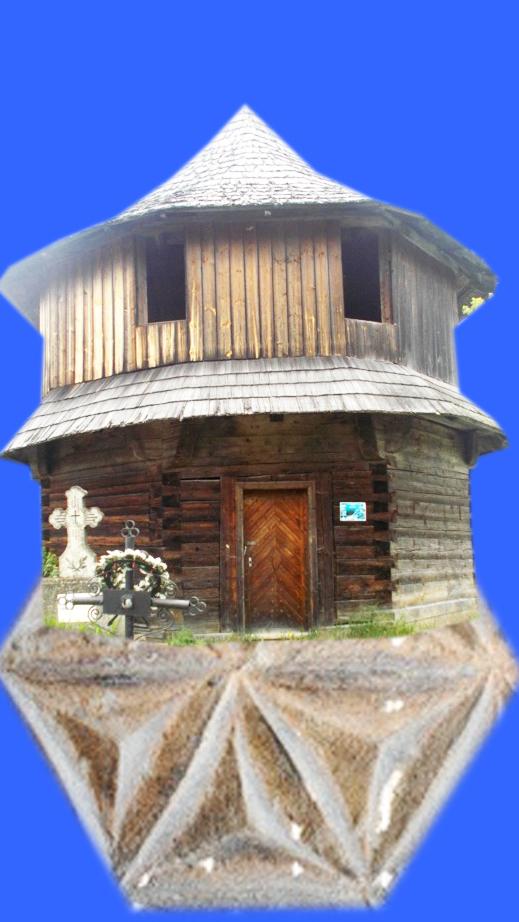 Simbolul Muntelui, la temelia bisericii vechi româneşti