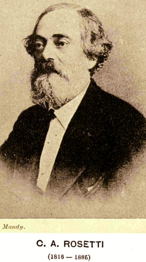 Rosetti C A ALMANACH TIPOGRAFIC 1899