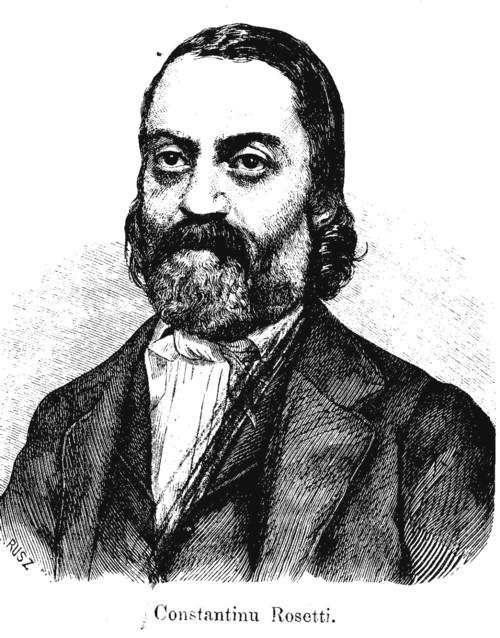 Rosetti CA Familia 7 din 1865
