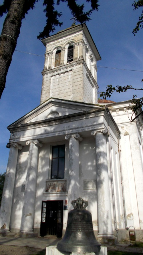 Biserica Domnească din Ruginoasa