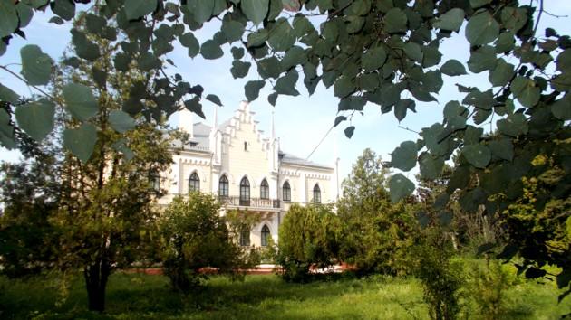 Palatul de la Ruginoasa
