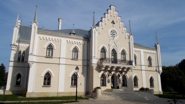 Ruginoasa Palatul