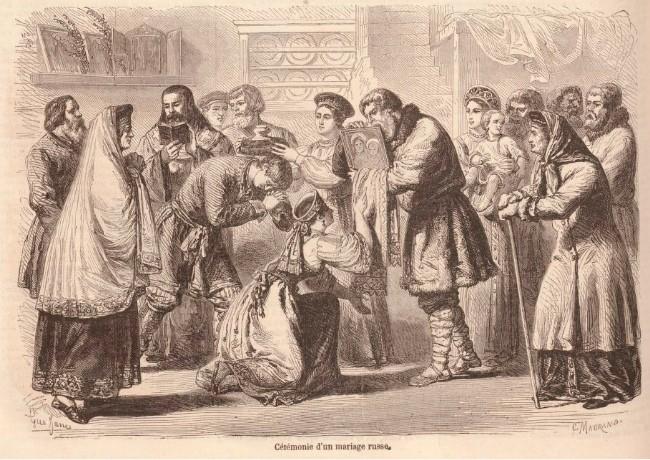 Rusi casatorie LMI 1 dec 1860
