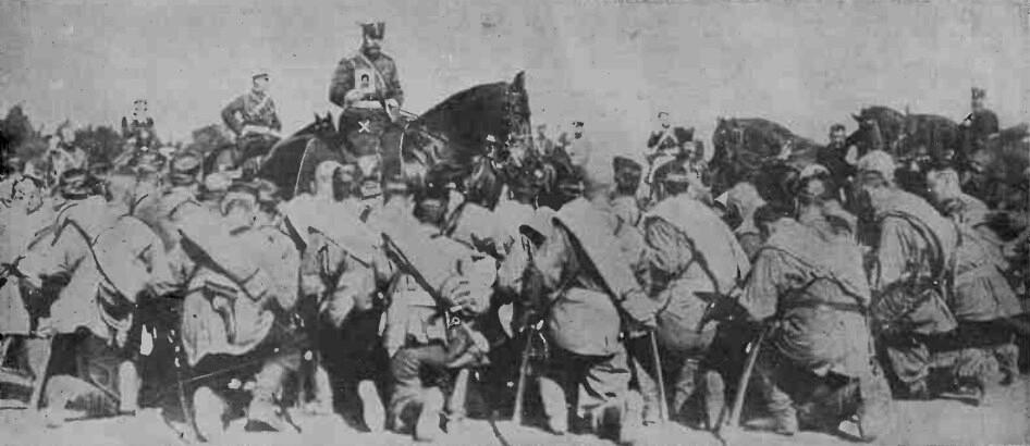 Rusii si Tarul Gazeta Ilustrata 37 din 23 aug 1914