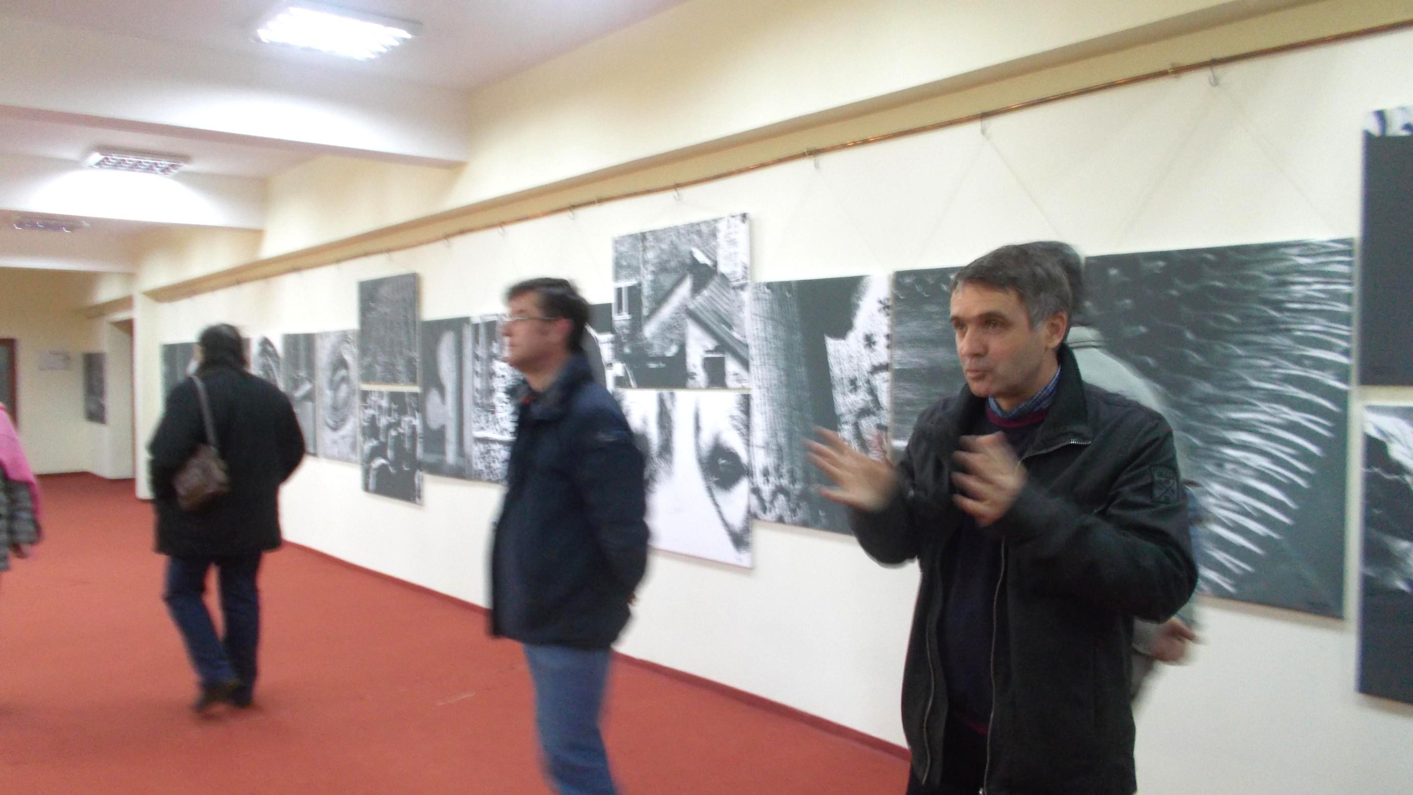 Directorii Mihai Mardare şi Călin Brăteanu