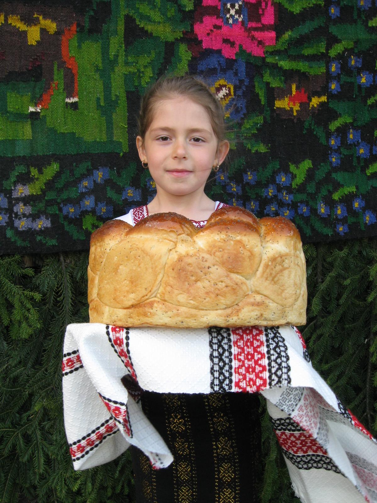 Viitor, pâine şi sare
