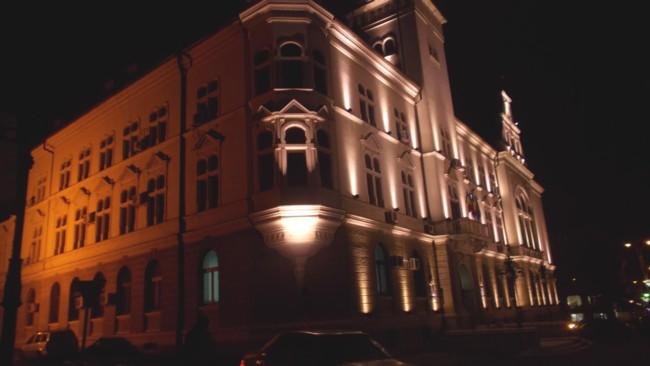 Splendidul Palat al lui Franz Ritter Des Loges
