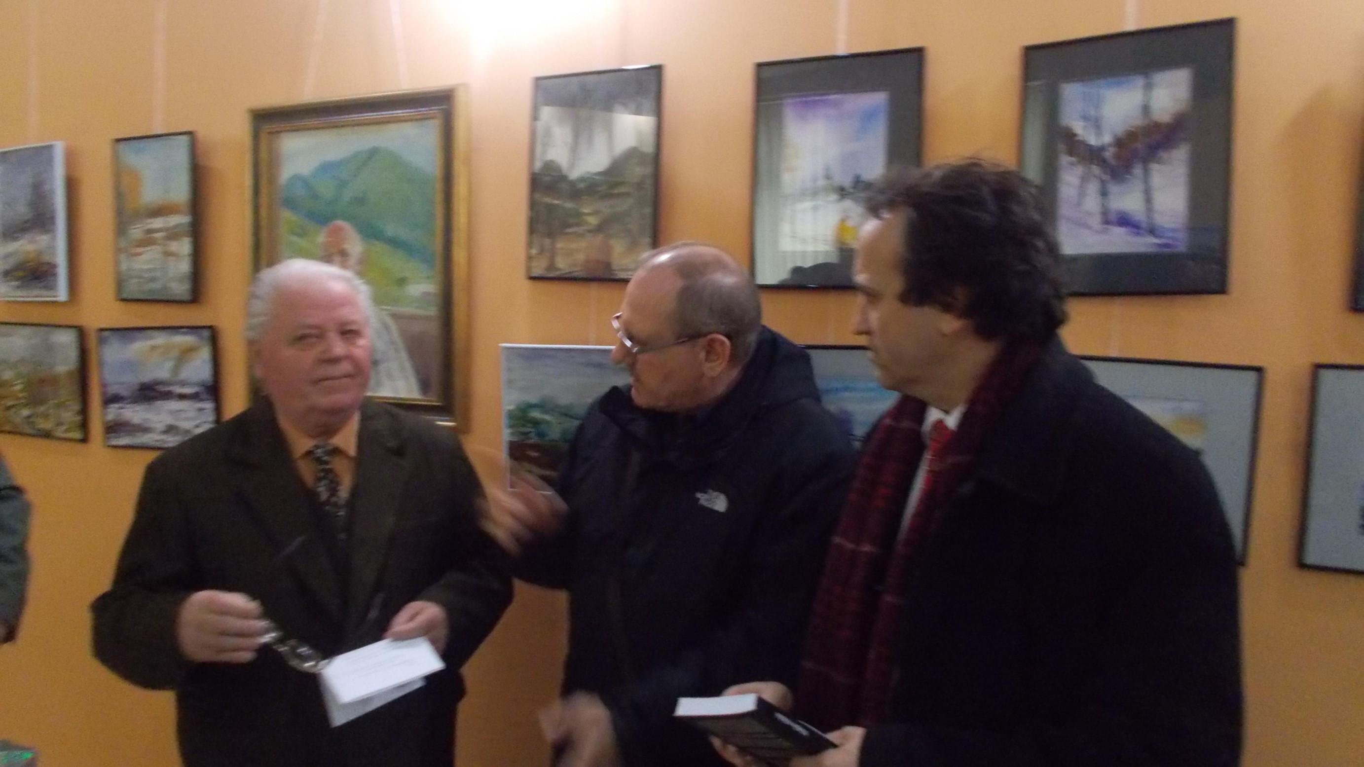 Somităţile culturii bucovinene: Constantin Arcu şi Mircea A. Deaconu