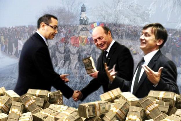 Traian Băsescu: Măcar de Ziua Unirii să fim solidari!