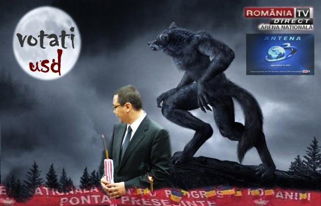 SOMNUL URNAŢIUNII NAŞTE MONŞTRI. FĂRĂ CUVINTE.