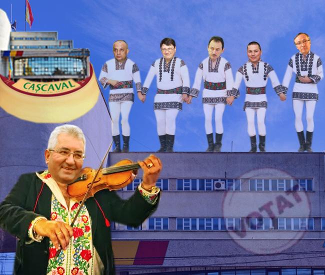 Ion Lungu: Tari-mi placi cân aiştea gioacî cum li cânt ieu!
