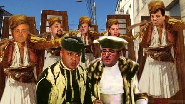 Primarul Ion Lungu: Batiţî şî aduceţî-mi galbinii di pi tochit omătu, cari tot căldurî o fost!
