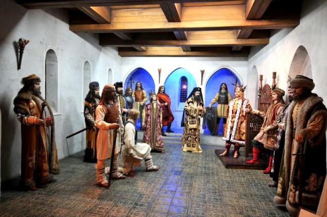 Sala Tronului din Suceava