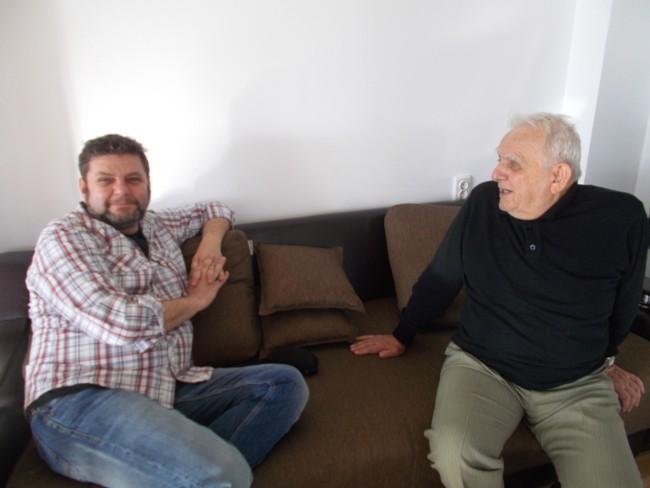 Bobby Stroe, egalându-şi tatăl, celebrul Ştefan Stroe