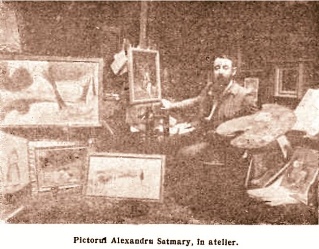 Satmary Alexandru foto atelier CLA 1909 p 132