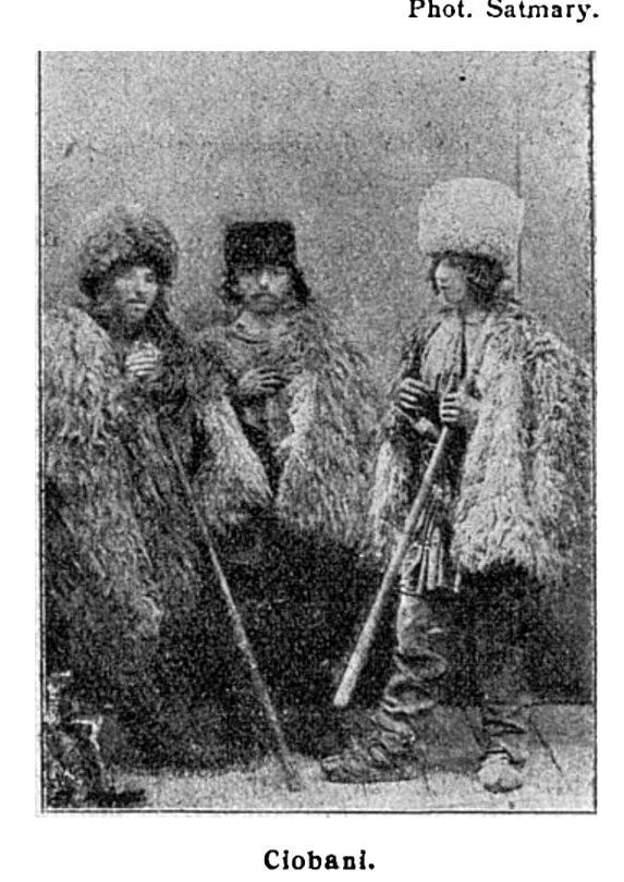 Satmary Ciobani CLA 1909 p 139